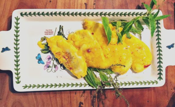 saffron-chicken